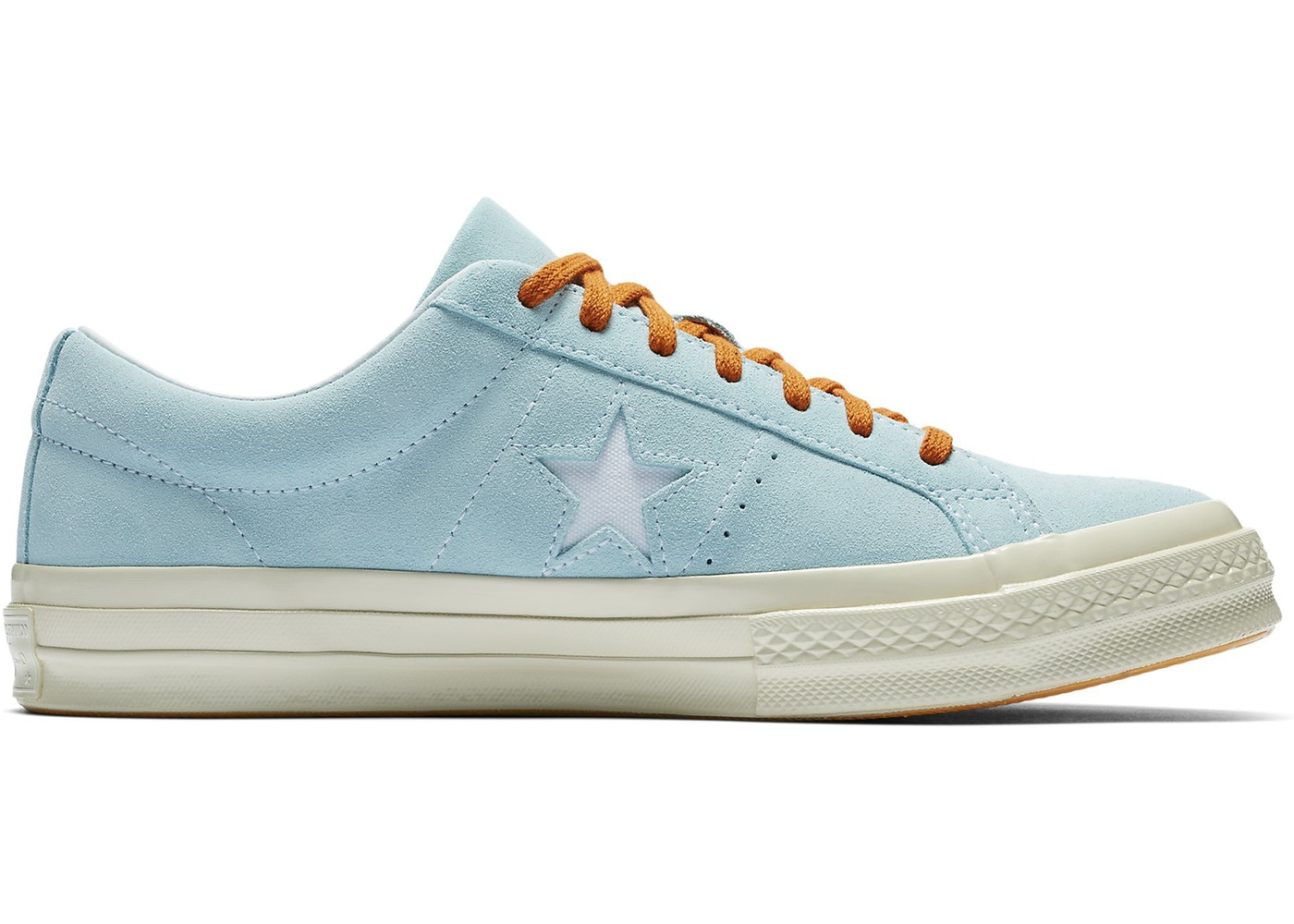 2ef121100e23 Sell. or Ask. Size  10.5. View All Bids. Converse One Star Ox Tyler the  Creator Golf Wang Clearwater