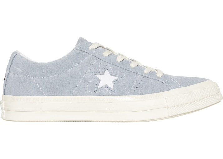 Converse One Star Ox Tyler the Creator Golf Wang Airway Blue b19fbbccc5101