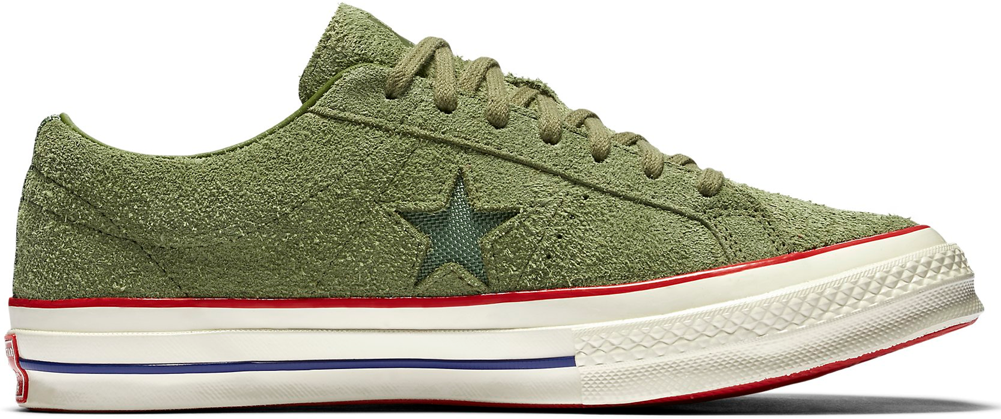 Converse One Star Ox Undefeated Olive