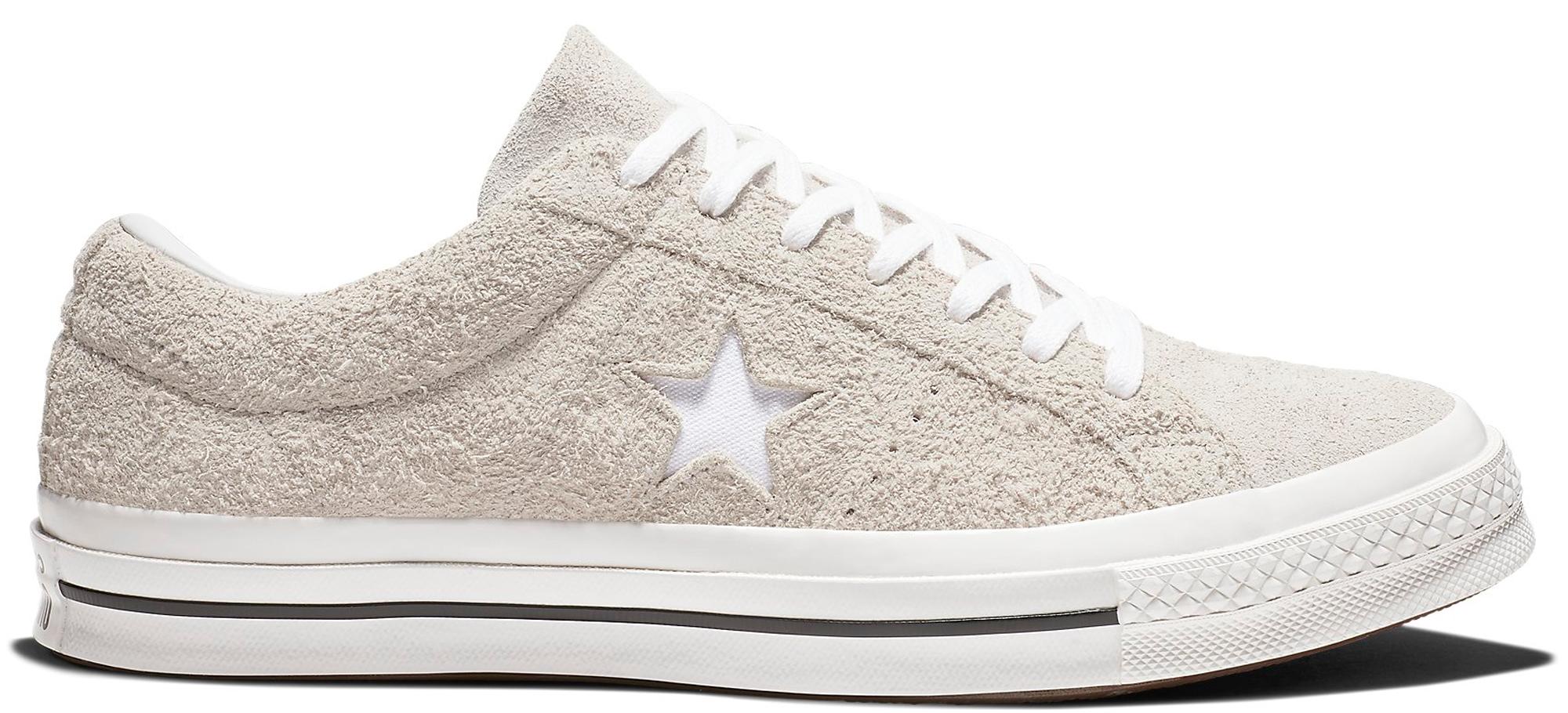 Converse One Star Ox Vintage White