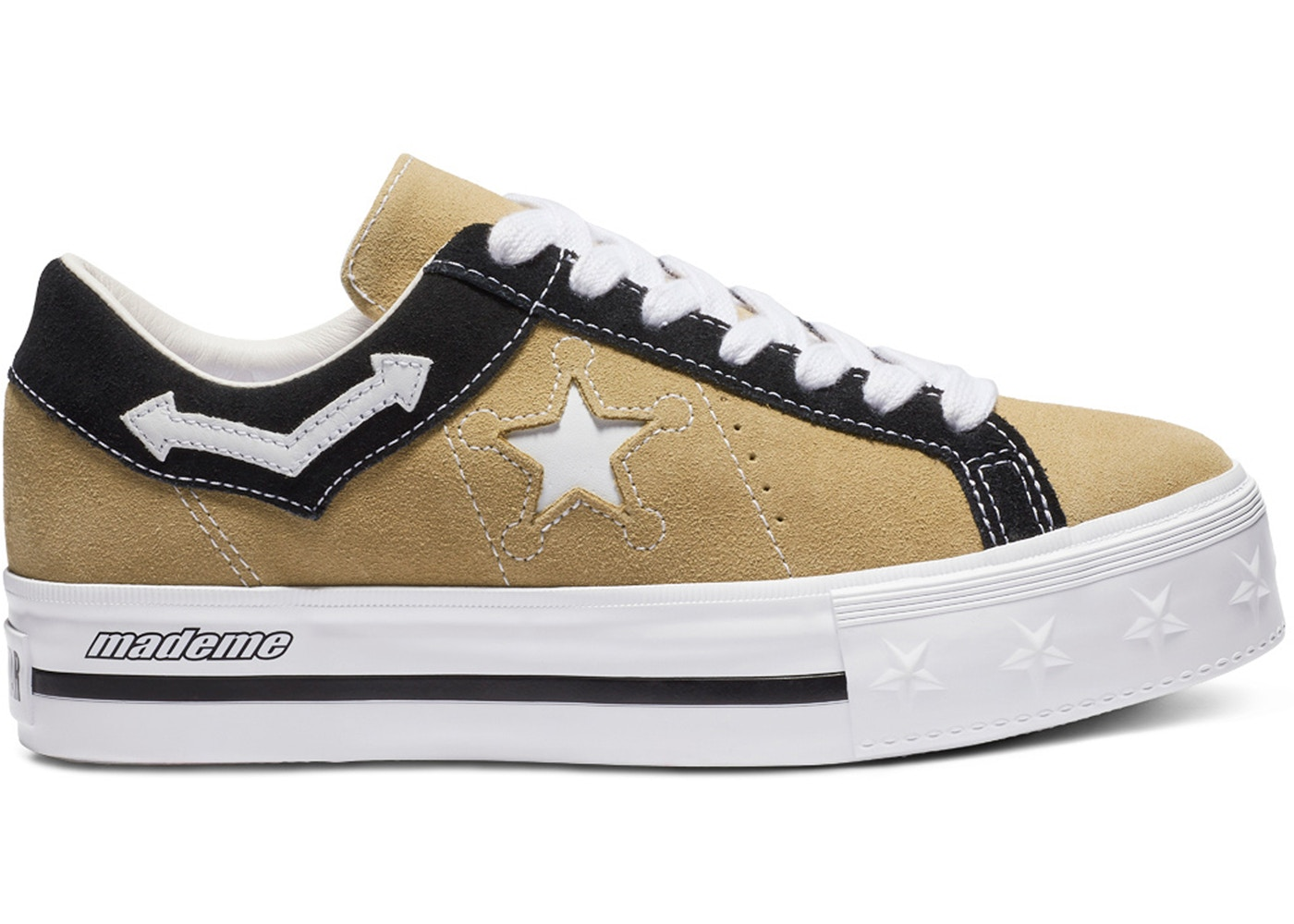 converse one star low platform