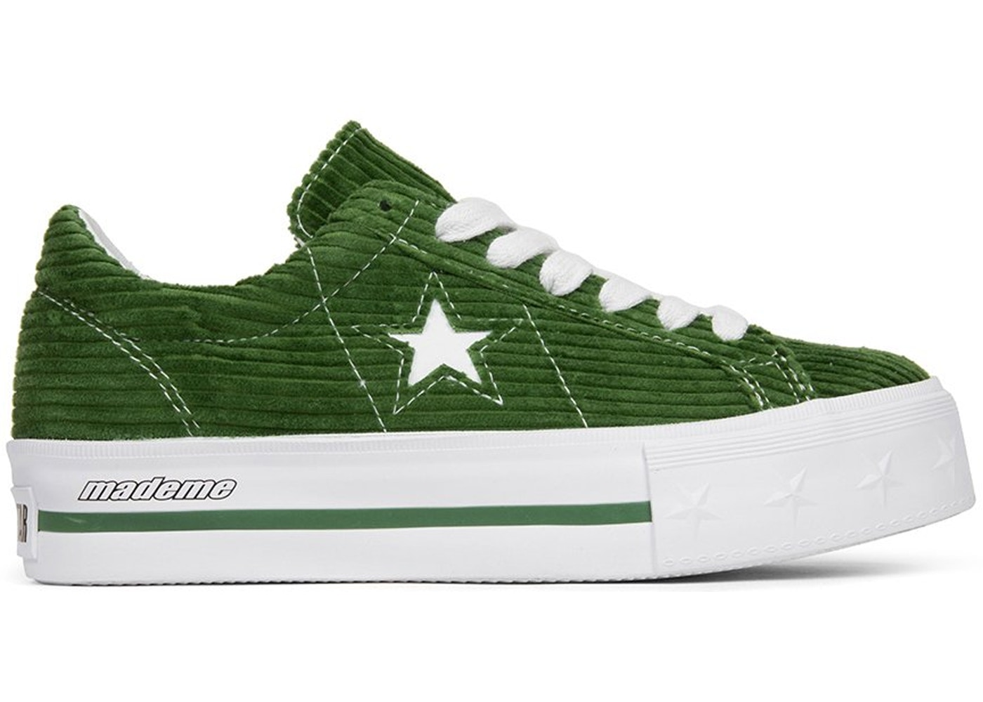 converse one star green