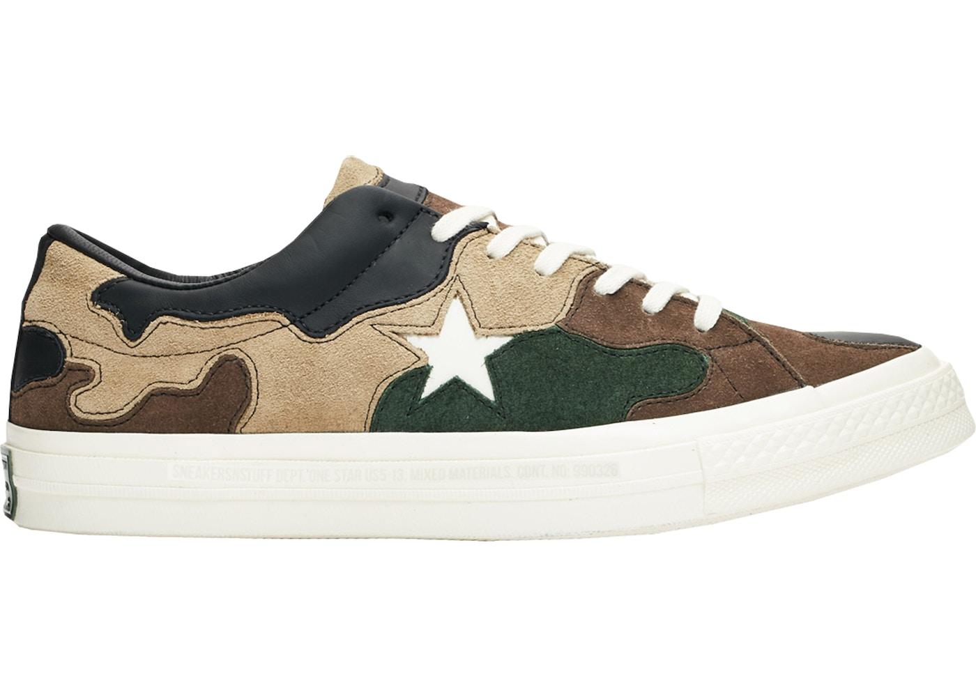 converse one star sneakersnstuff