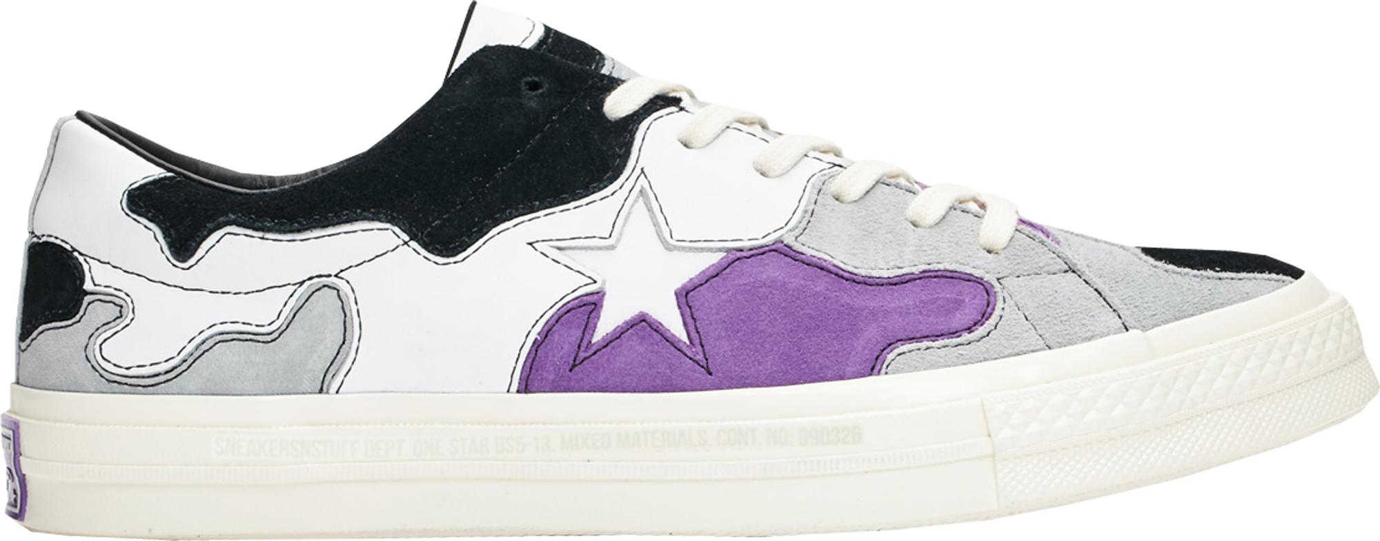 Converse One Star SNS Camo (Purple