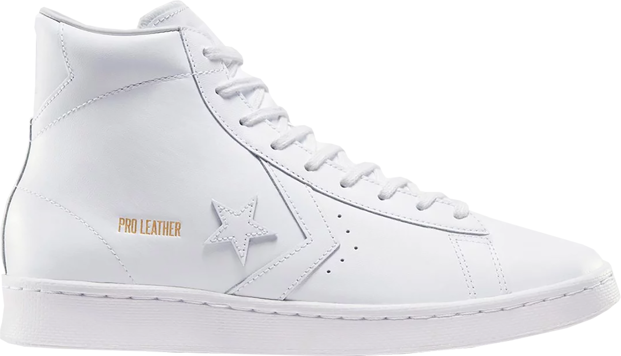 converse pro leather white