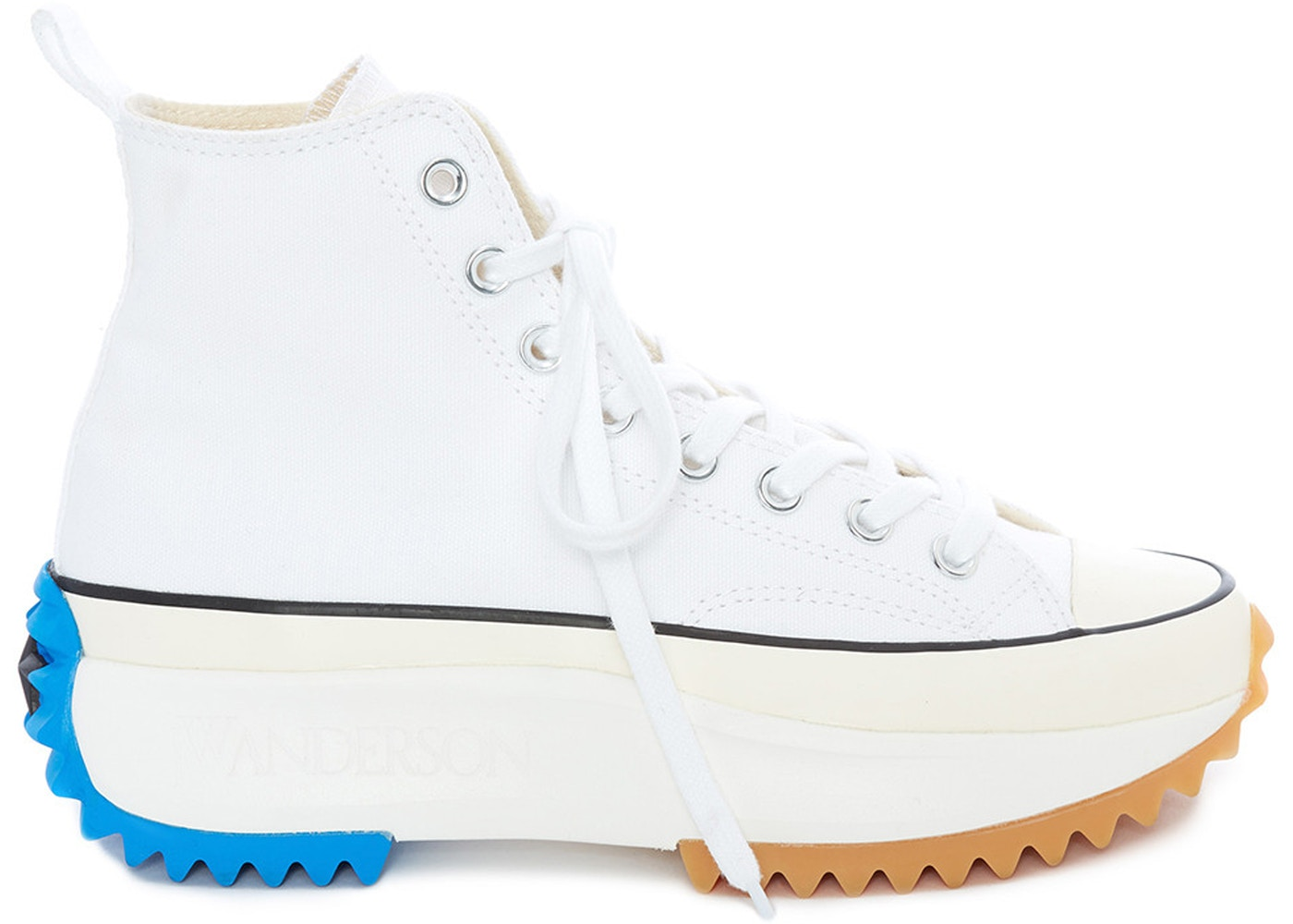 Converse Run Star Hike JW Anderson White