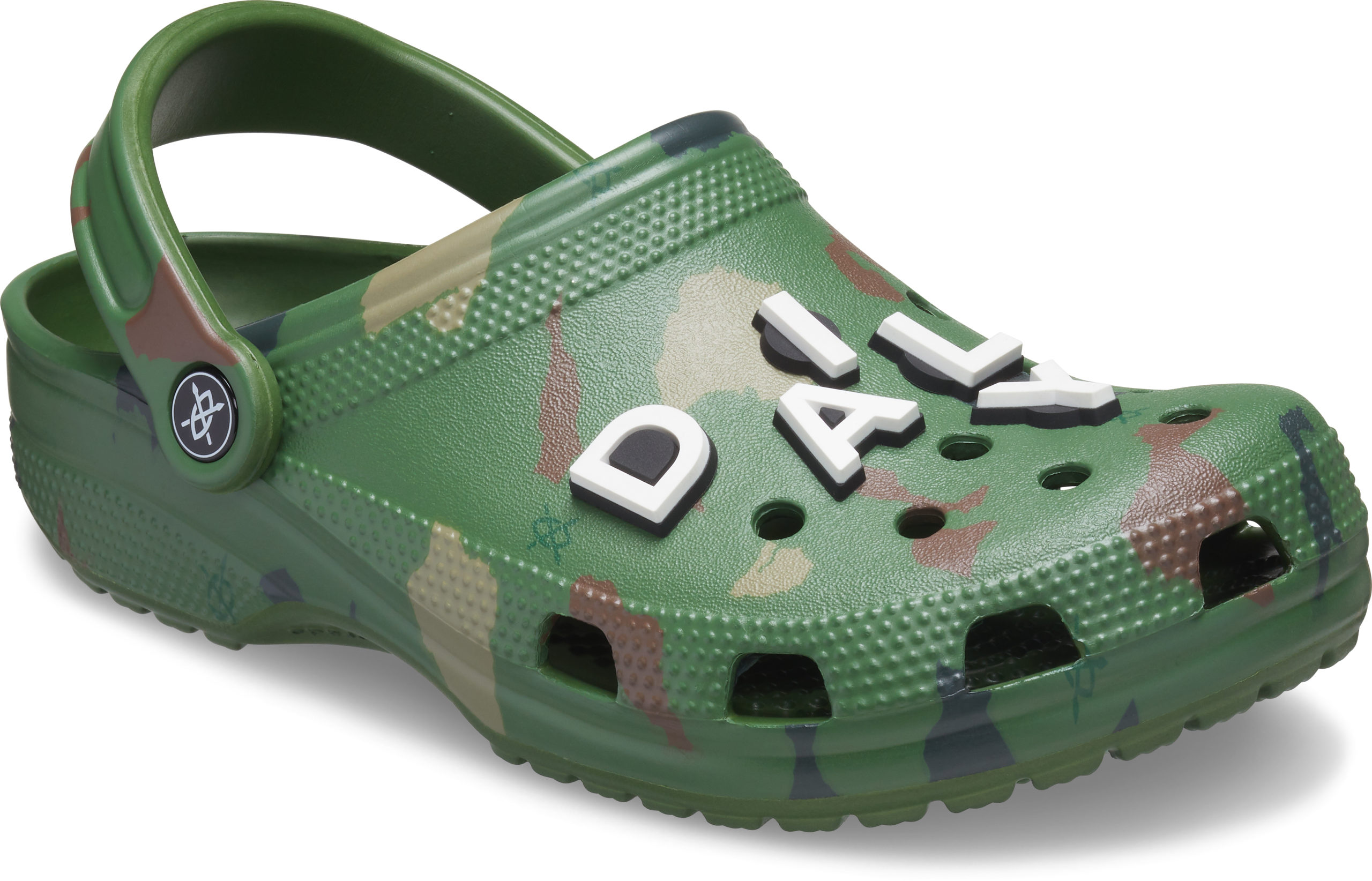 Crocs Classic Clog Daily Paper - 207250-CMO