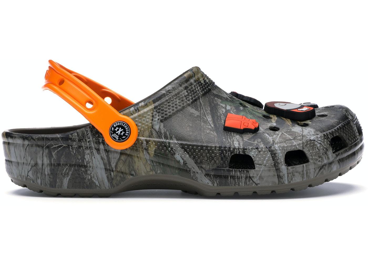 Crocs Classic Clog Luke Combs Realtree Camo 206602 267