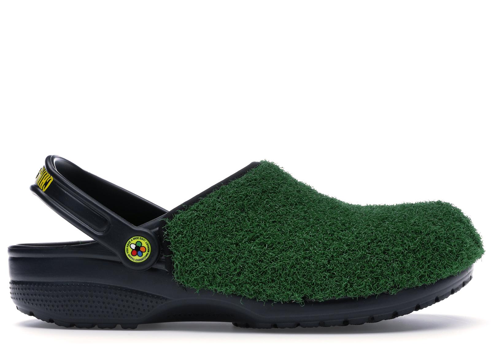 "Chinatown Market x Crocs /""Dimitri Clog/"" Sizes 7 10 11 12"