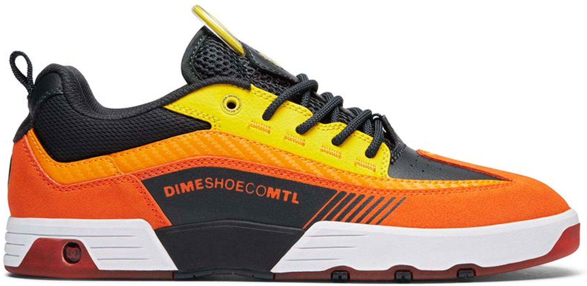 DC Legacy S Dime Orange Black