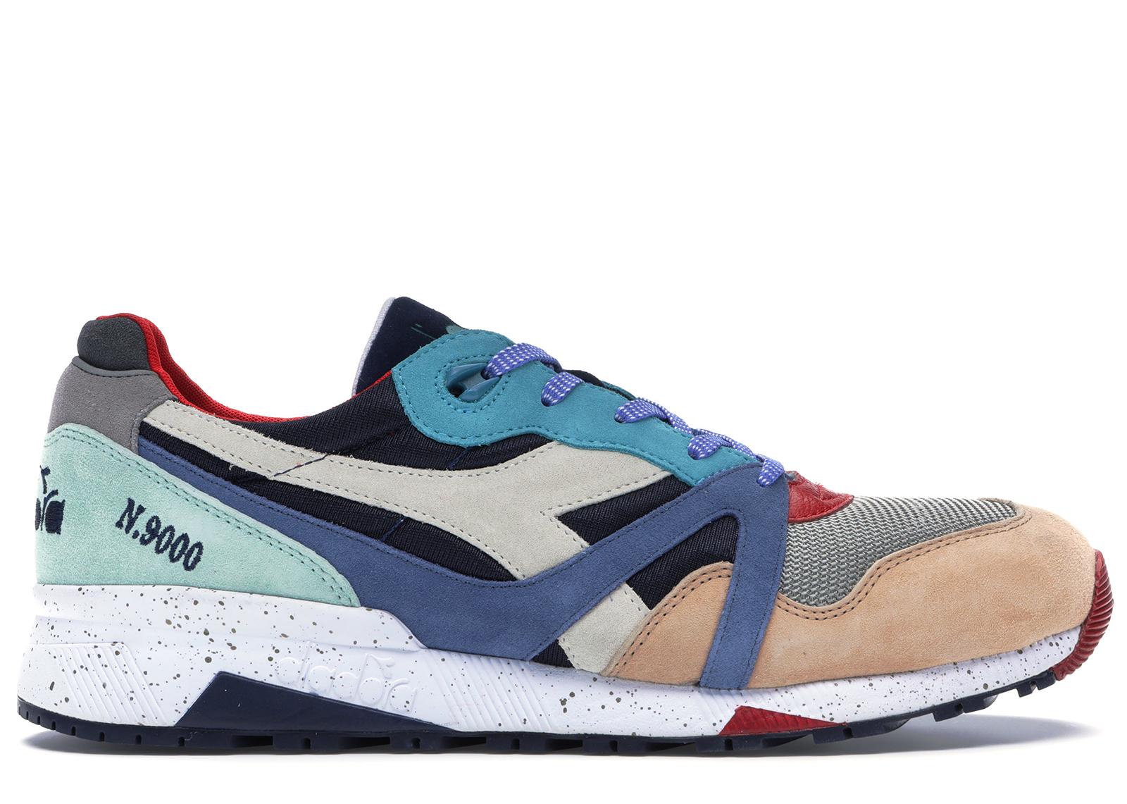 Diadora Size 7.5 Shoes Total Sold