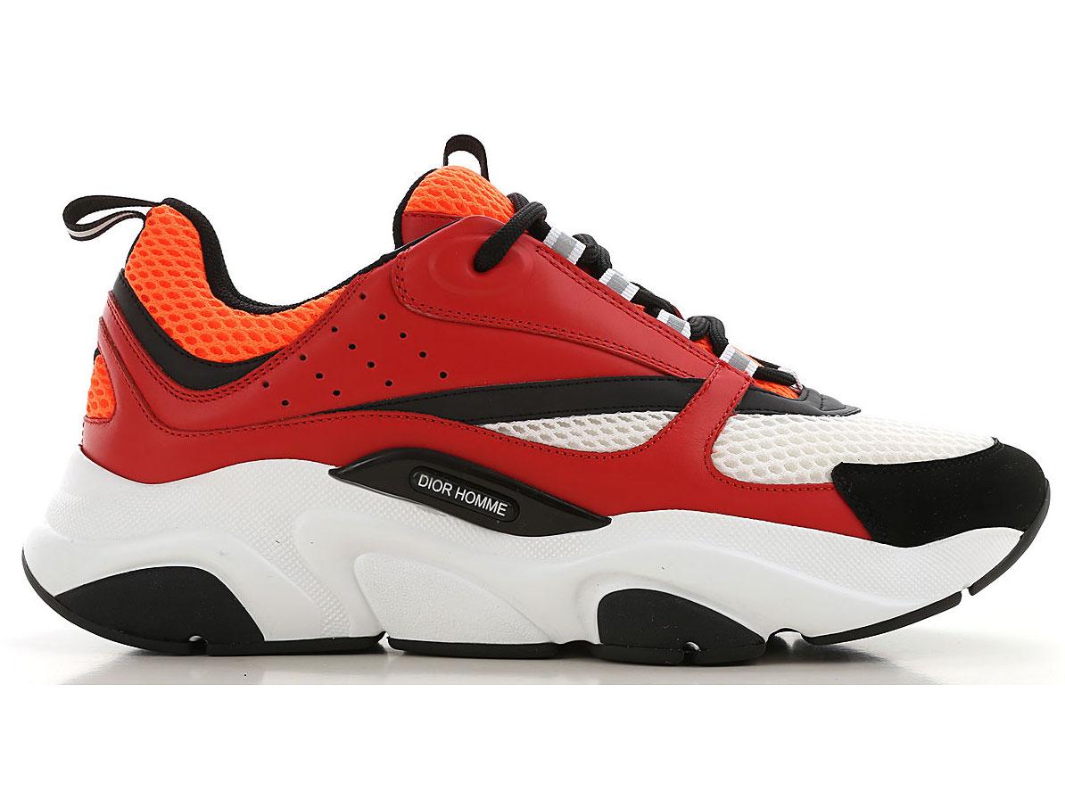 Dior B22 Orange Red - 3SN231YJI_H261