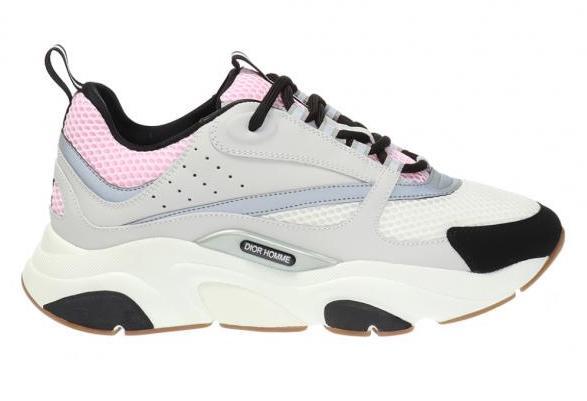 dior sneaker pink