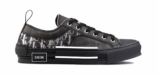 Pre-Owned Dior B23 Low Top Canvas