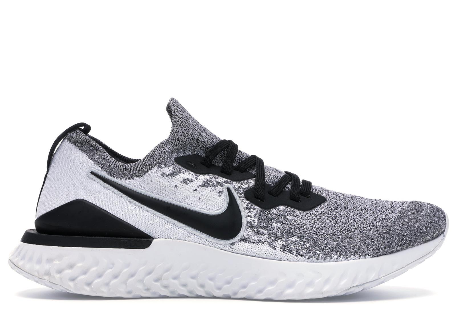 Nike Epic React Flyknit 2 White