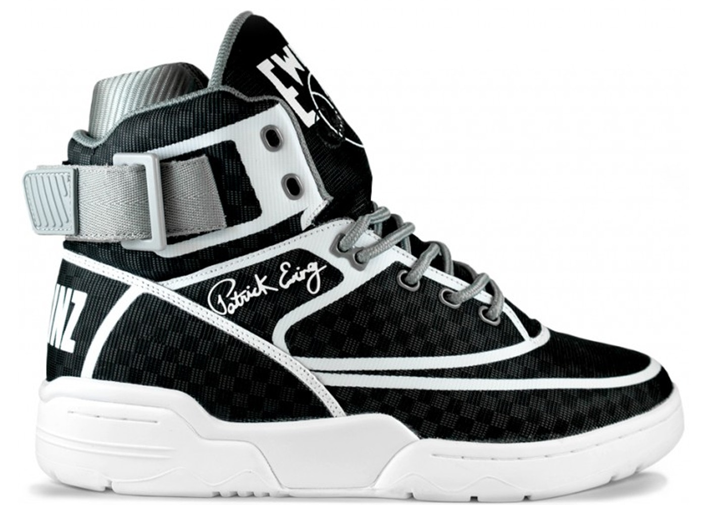 brand new b5ec8 572ef Website For Discount Ewing 33 Hi 2 Chainz ... 33 HI x 2Chainz White Black  ...