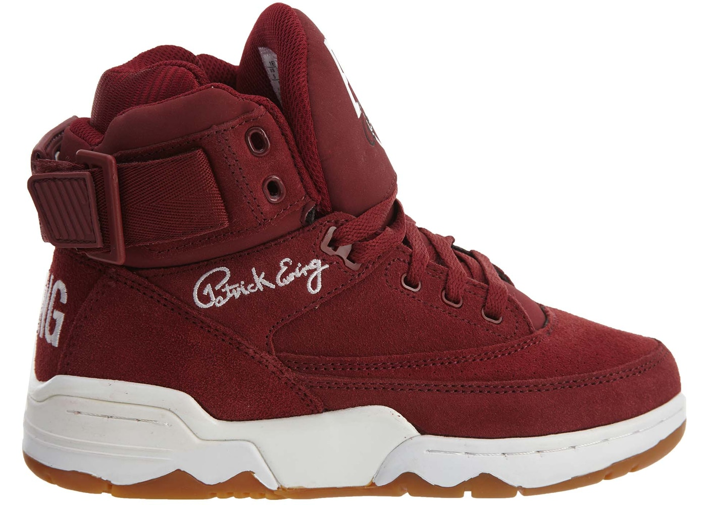 timeless design cf4c4 b7442 Sell. or Ask. Size 8. View All Bids. Ewing 33 Hi Burgundy Suede