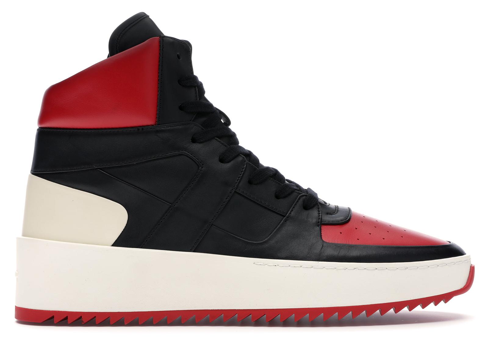 God Basketball Sneaker Varsity Red