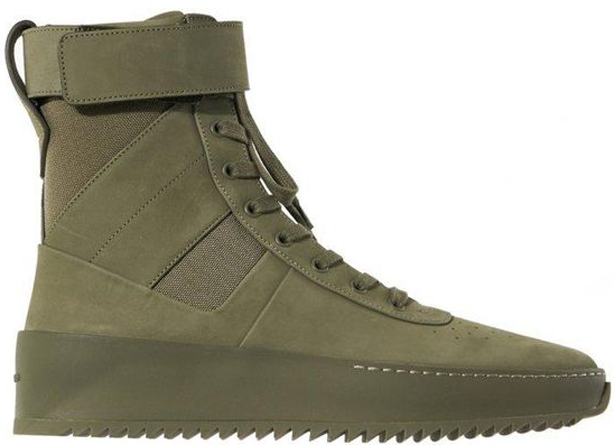 Fear Of God Military Sneaker Army Green
