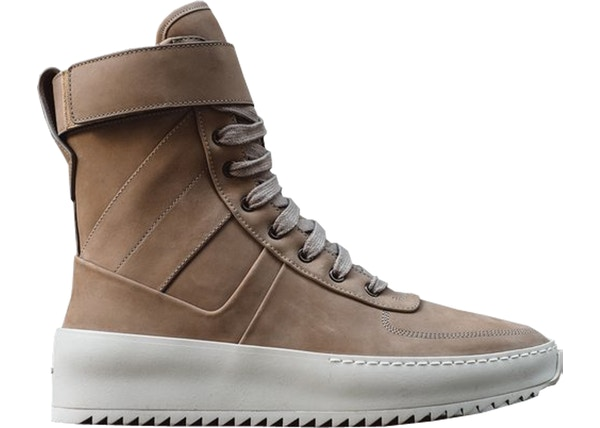 e61d77400051 Fear Of God Military Sneaker Canapa - FG-MSNU-CAN16