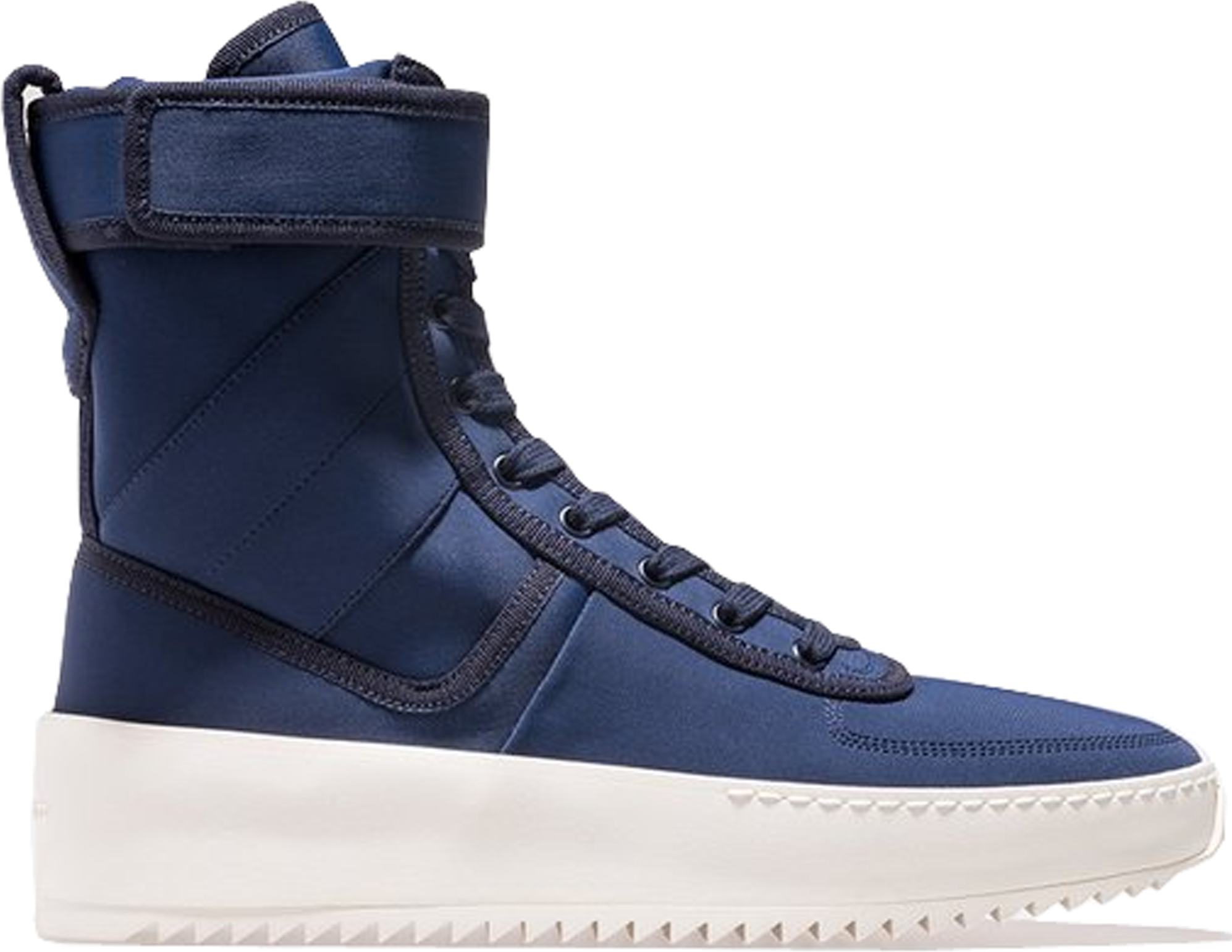 Fear Of God Military Sneaker Kith Blue