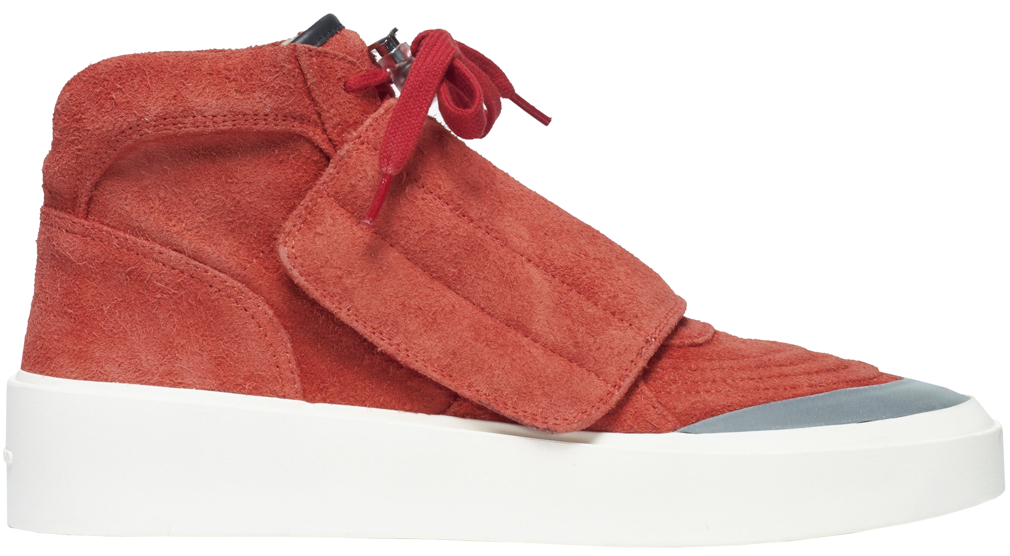 Fear Of God Skate Mid Red - Sneakers