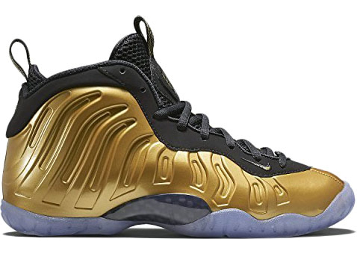 new product 8e752 206f8 Air Foamposite One Metallic Gold (GS)
