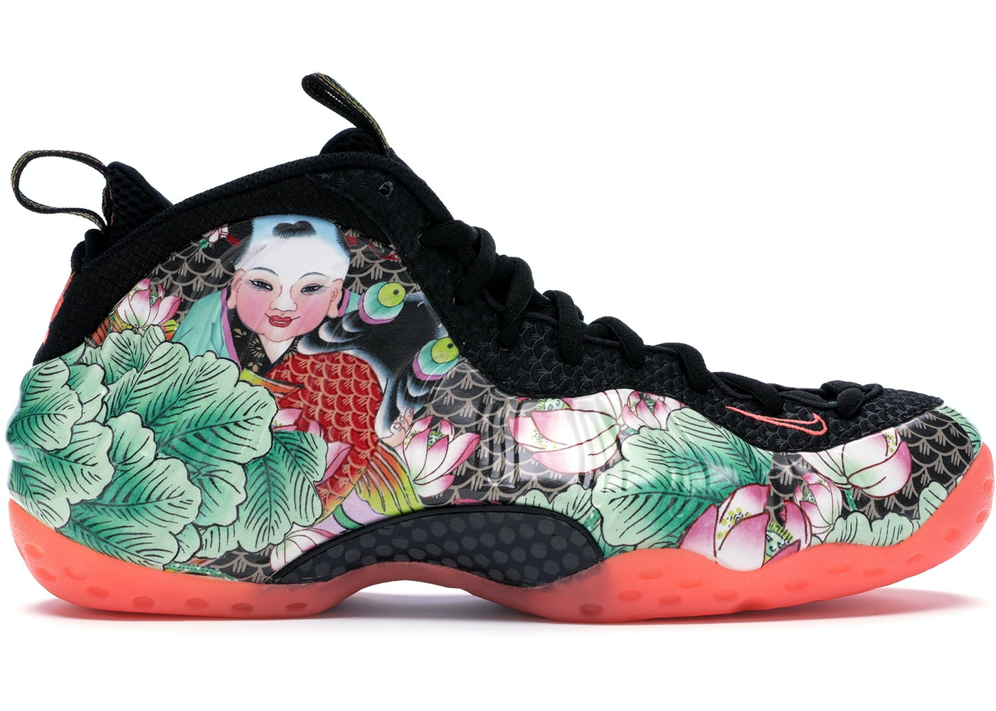 more photos ea0ea 87b7a Air Foamposite One Tianjin - 744307-001