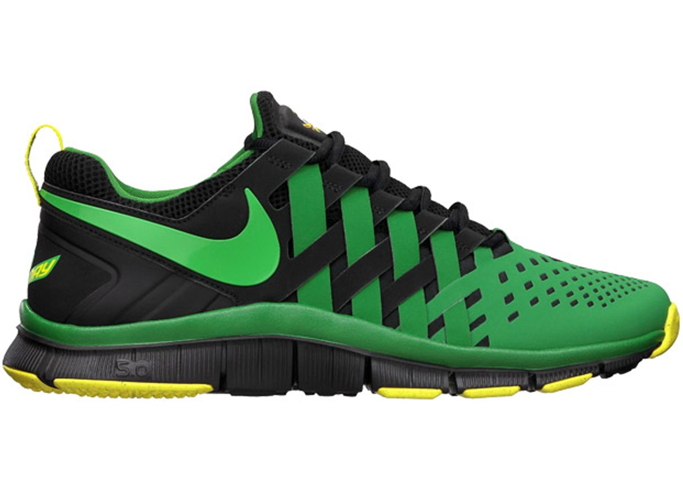 quality design ef9dc 02186 Sell. or Ask. Size  10.5. View All Bids. Free Trainer 5.0 Oregon Ducks
