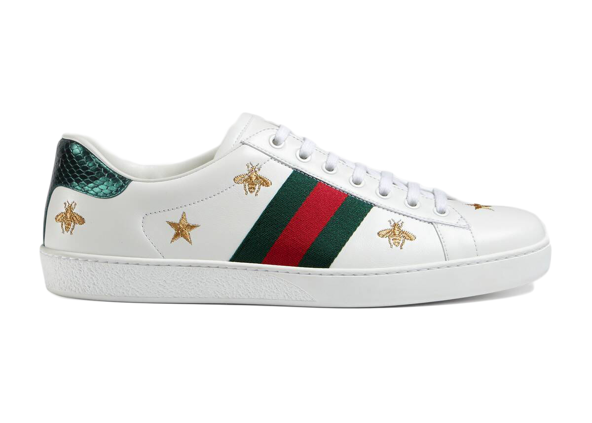Gucci Ace Bees and Stars - 386750 A38F0