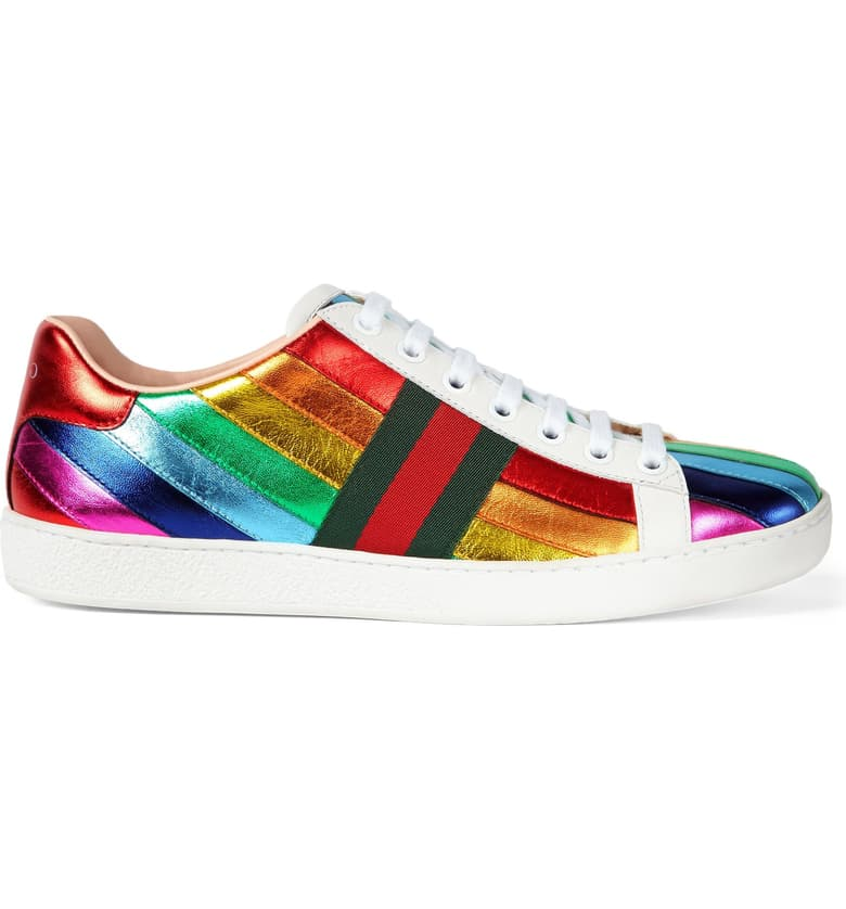 Gucci Ace Rainbow - Sneakers