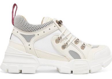 Gucci Flashtrek SEGA White - 543162