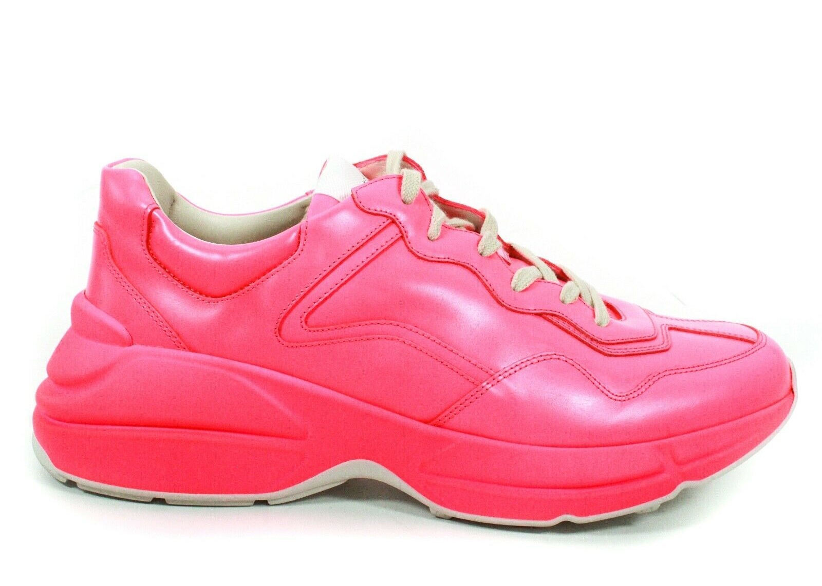 Gucci Rhyton Neon Pink - Sneakers