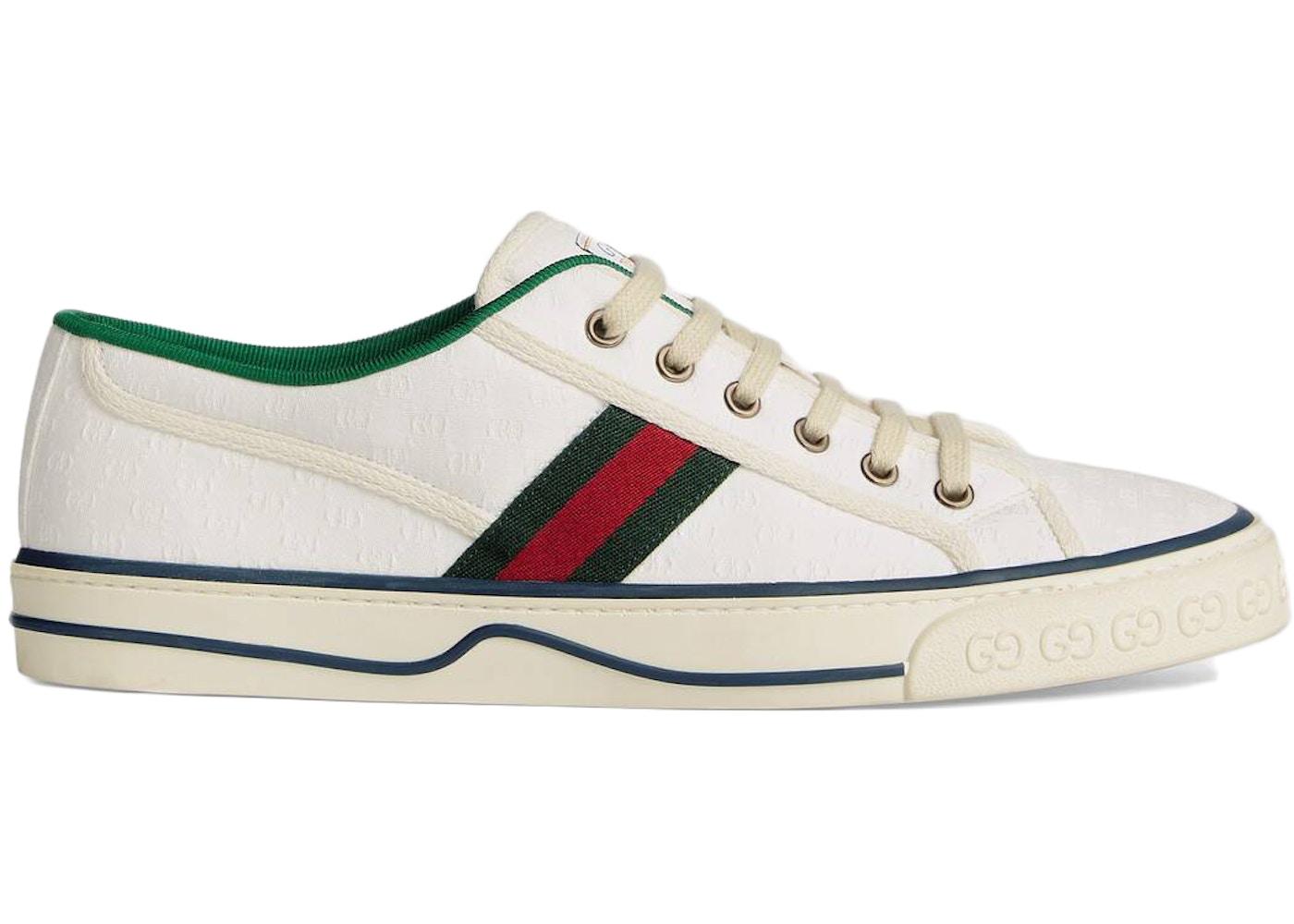 Gucci Tennis 1977 Mini GG White
