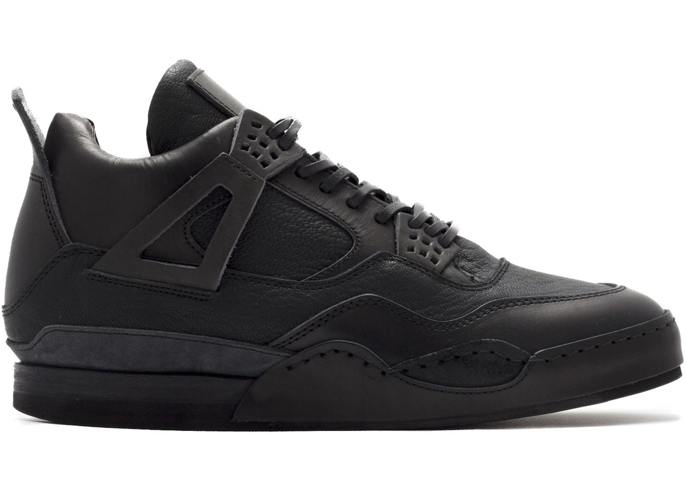 60792cdfa19e8e Hender Scheme MIP-10 Jordan 4 Black - TBD