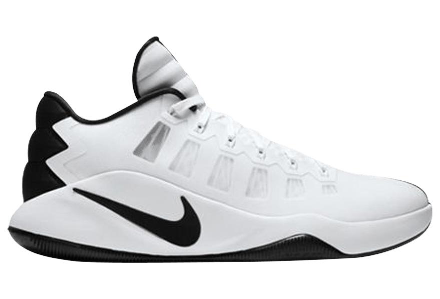 Nike Hyperdunk 2016 Low White Black