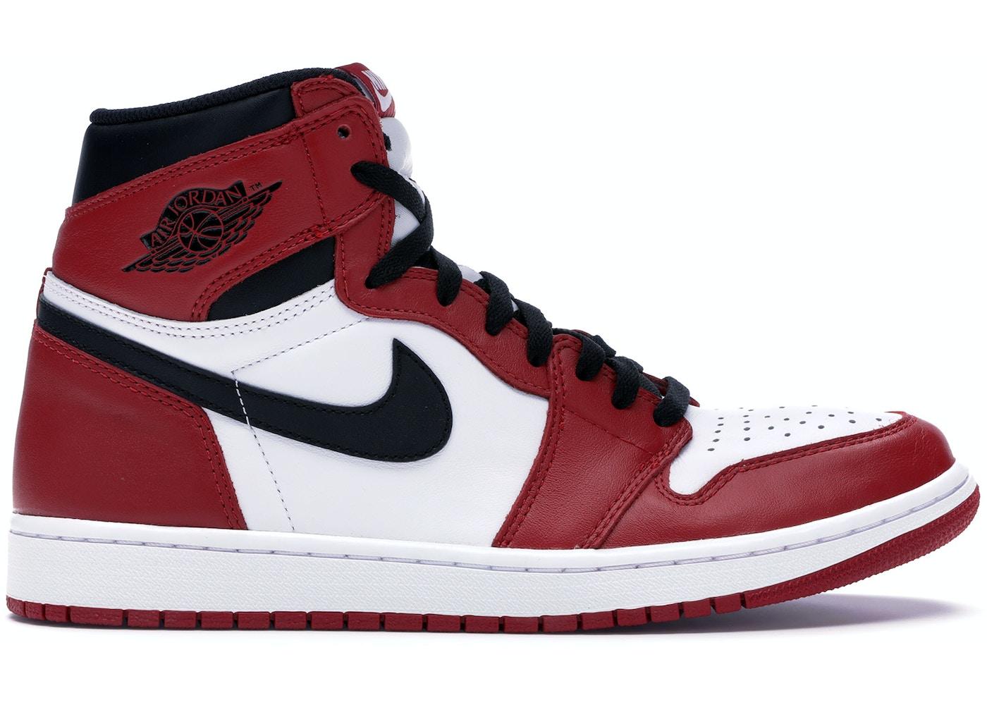 3f6282ca922b Jordan 1 Retro Chicago (2015) - 555088-101