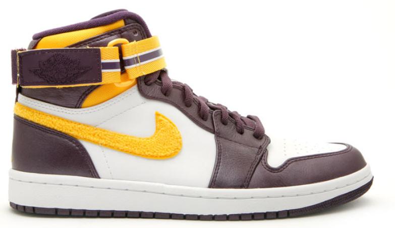 Jordan 1 Retro High Strap Grand Purple