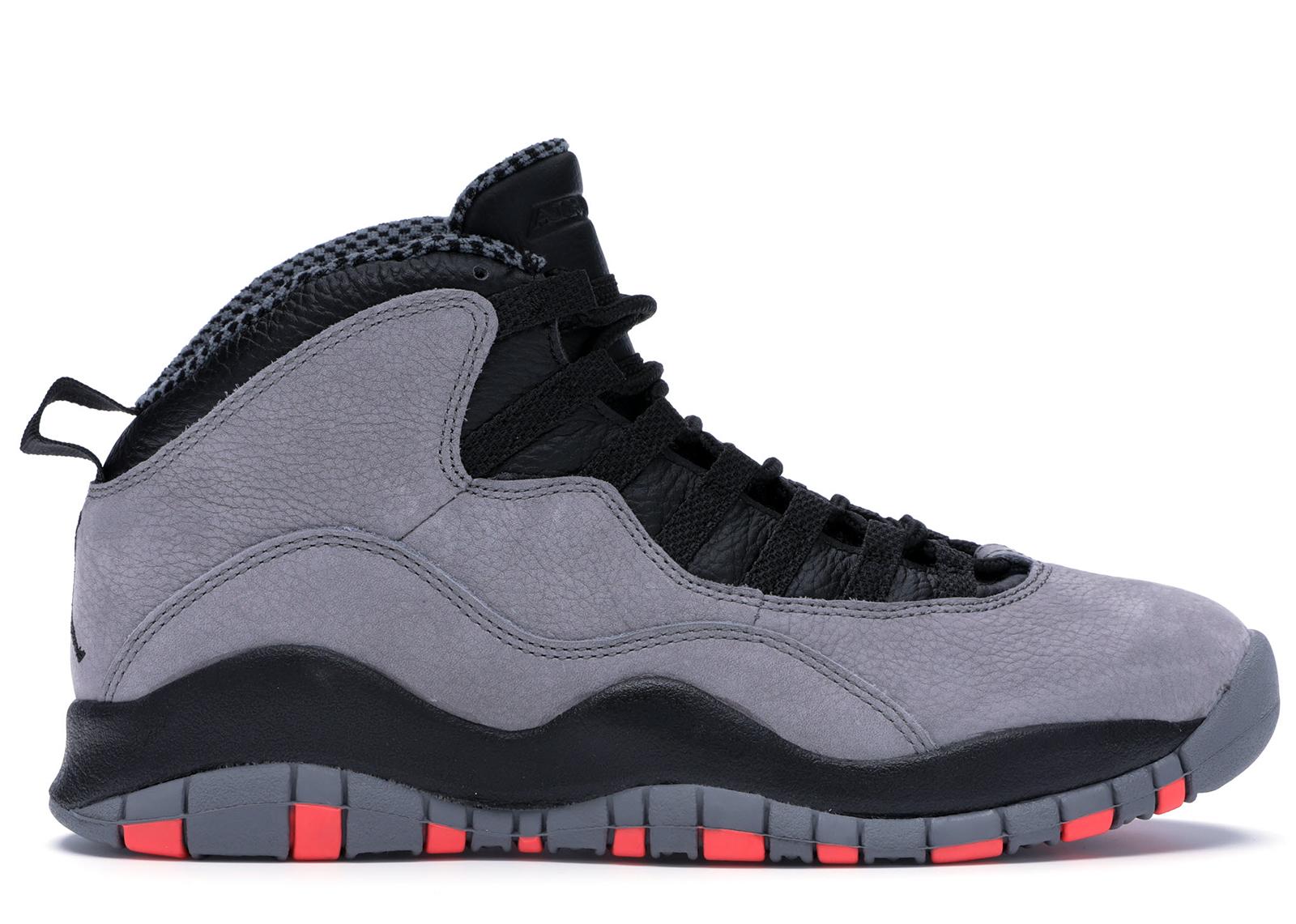 Jordan 10 Retro Cool Grey - 310805-023