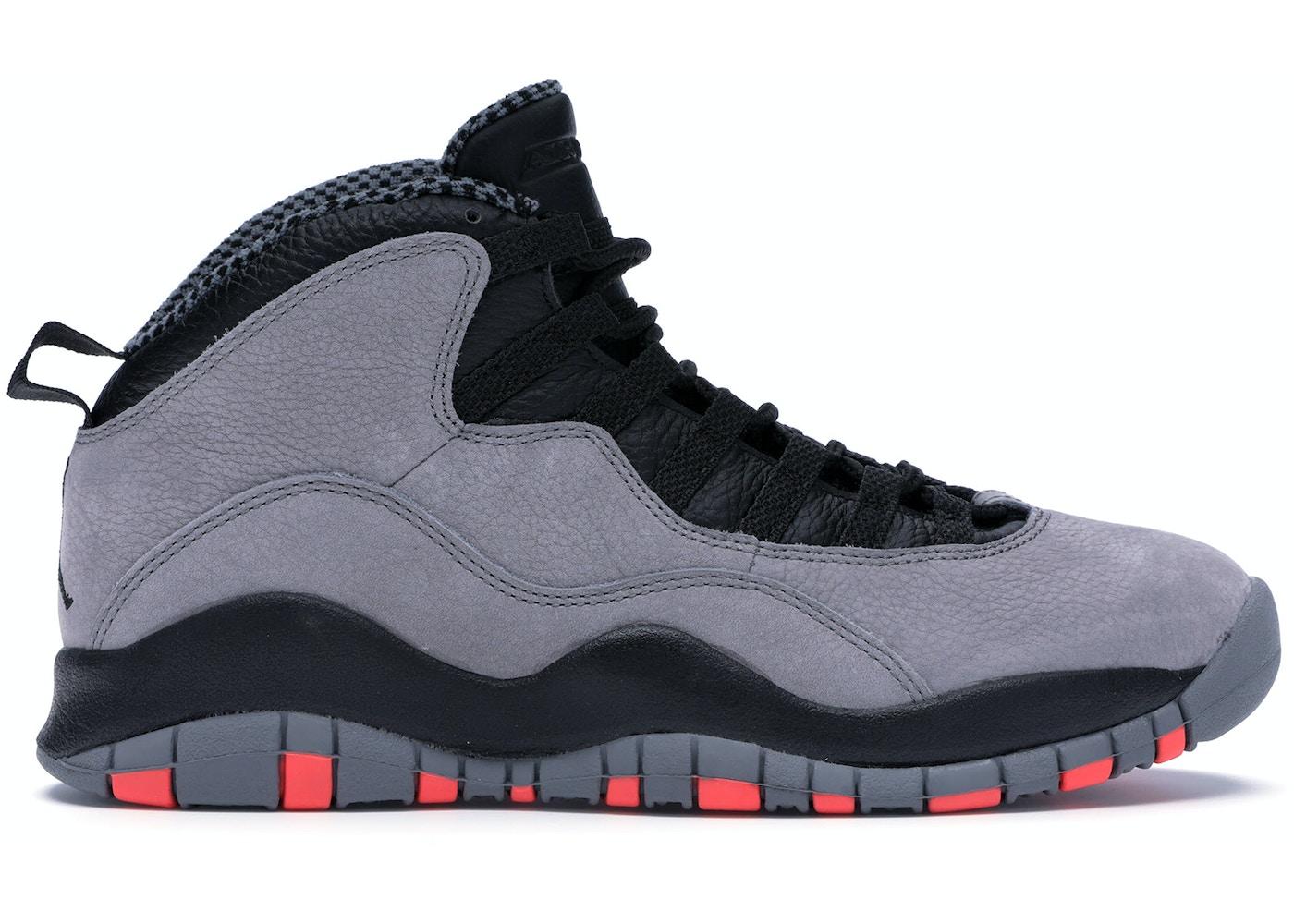 1450cc81b28 Jordan 10 Retro Cool Grey - 310805-023