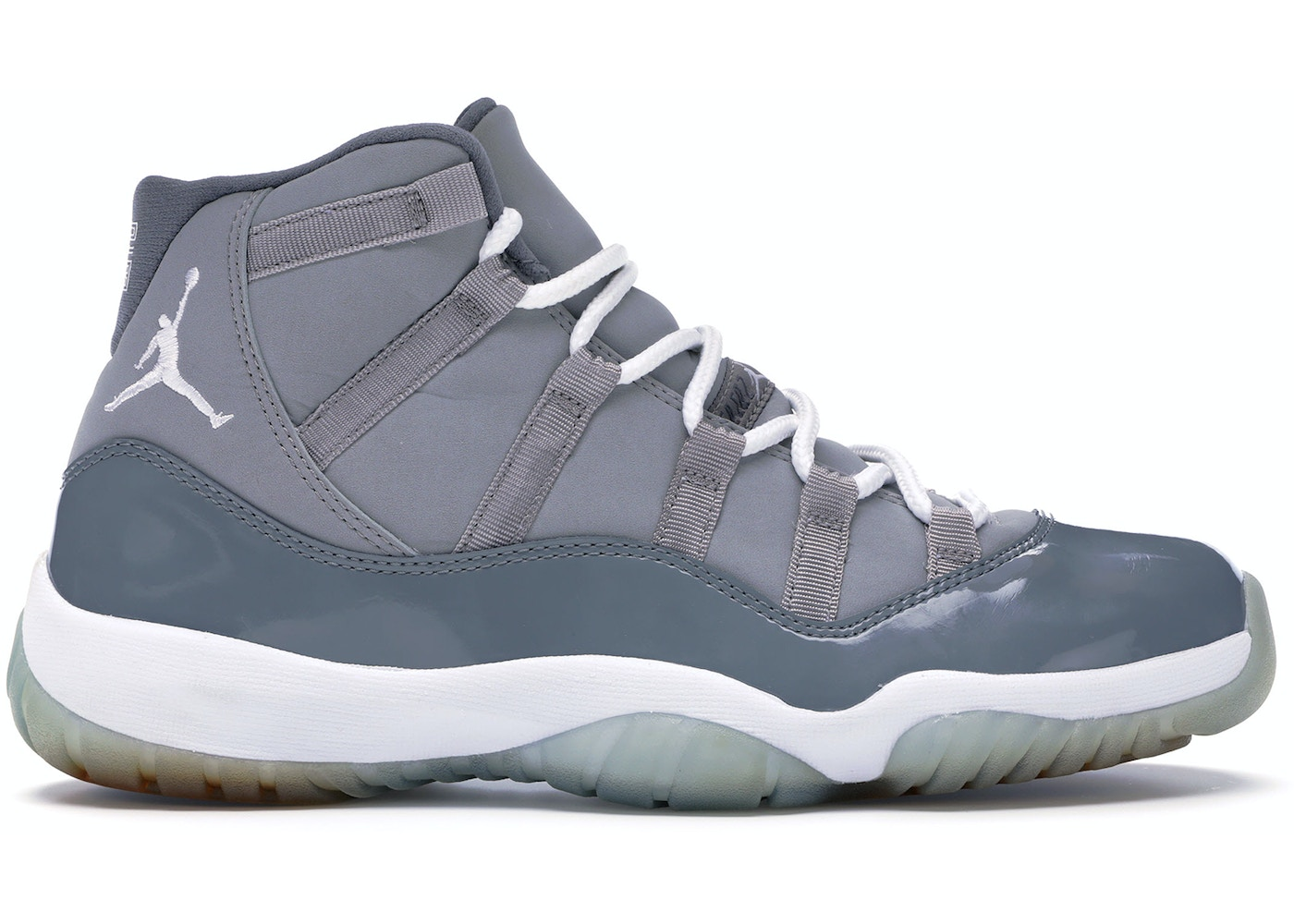 big sale a0be9 575c4 Jordan 11 Retro Cool Grey (2010) - 378037-001