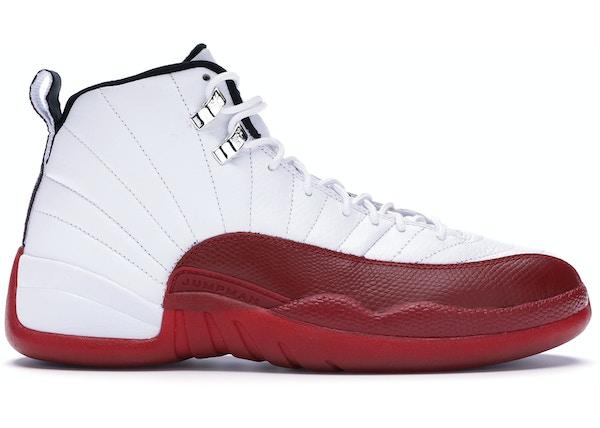 595a05afa38dca Jordan 12 Retro Cherry (2009) - 130690-110