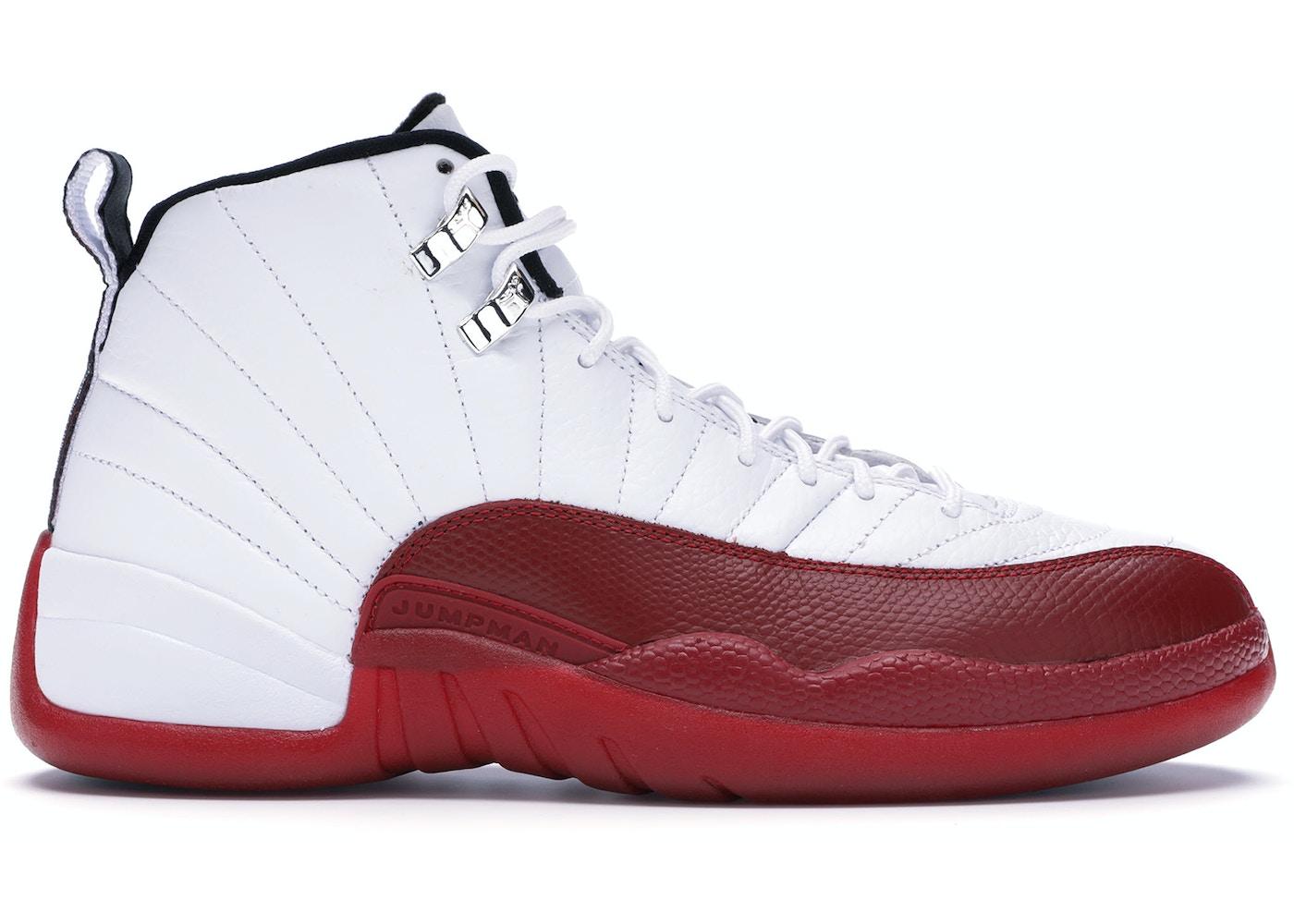 sports shoes 1a8c7 a62a6 Jordan 12 Retro Cherry (2009)