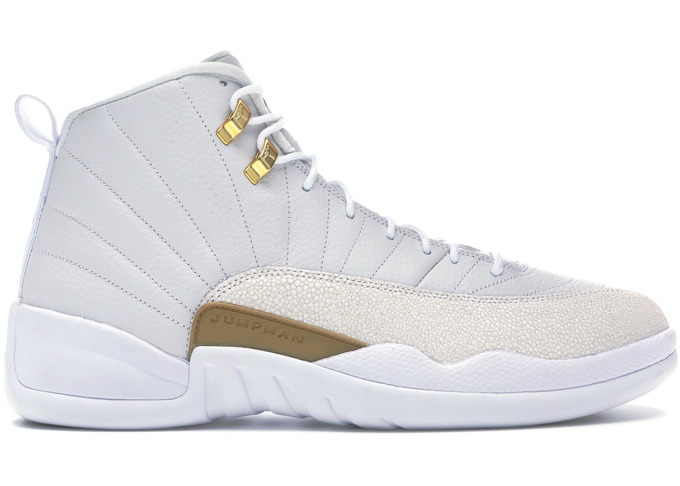 e45fee0c90861f Jordan 12 Retro OVO White - 873864-102