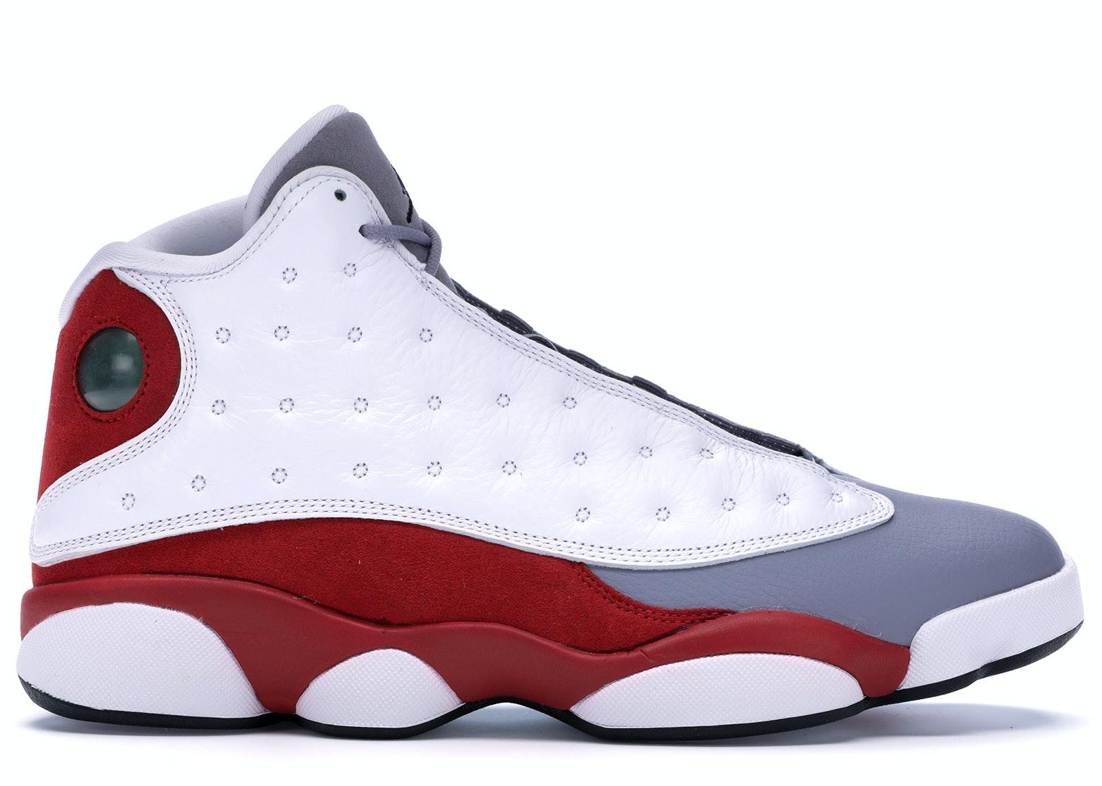 Jordan 13 Retro Grey Toe (2014)