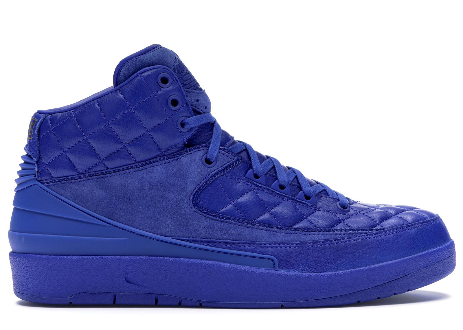 Jordan 2 Retro Just Don Blue - 717170-405