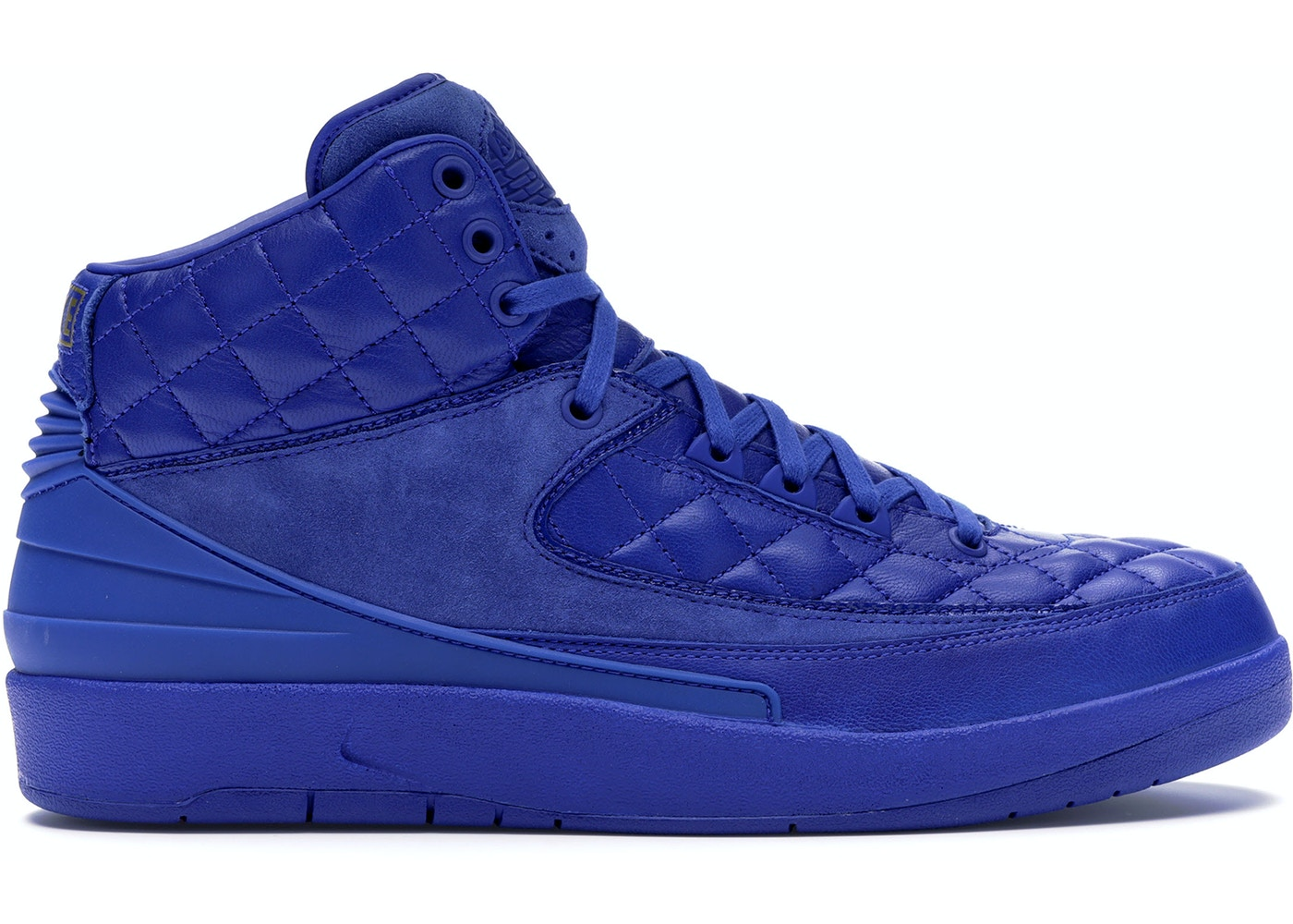 733120b8144480 Jordan 2 Retro Just Don Blue - 717170-405