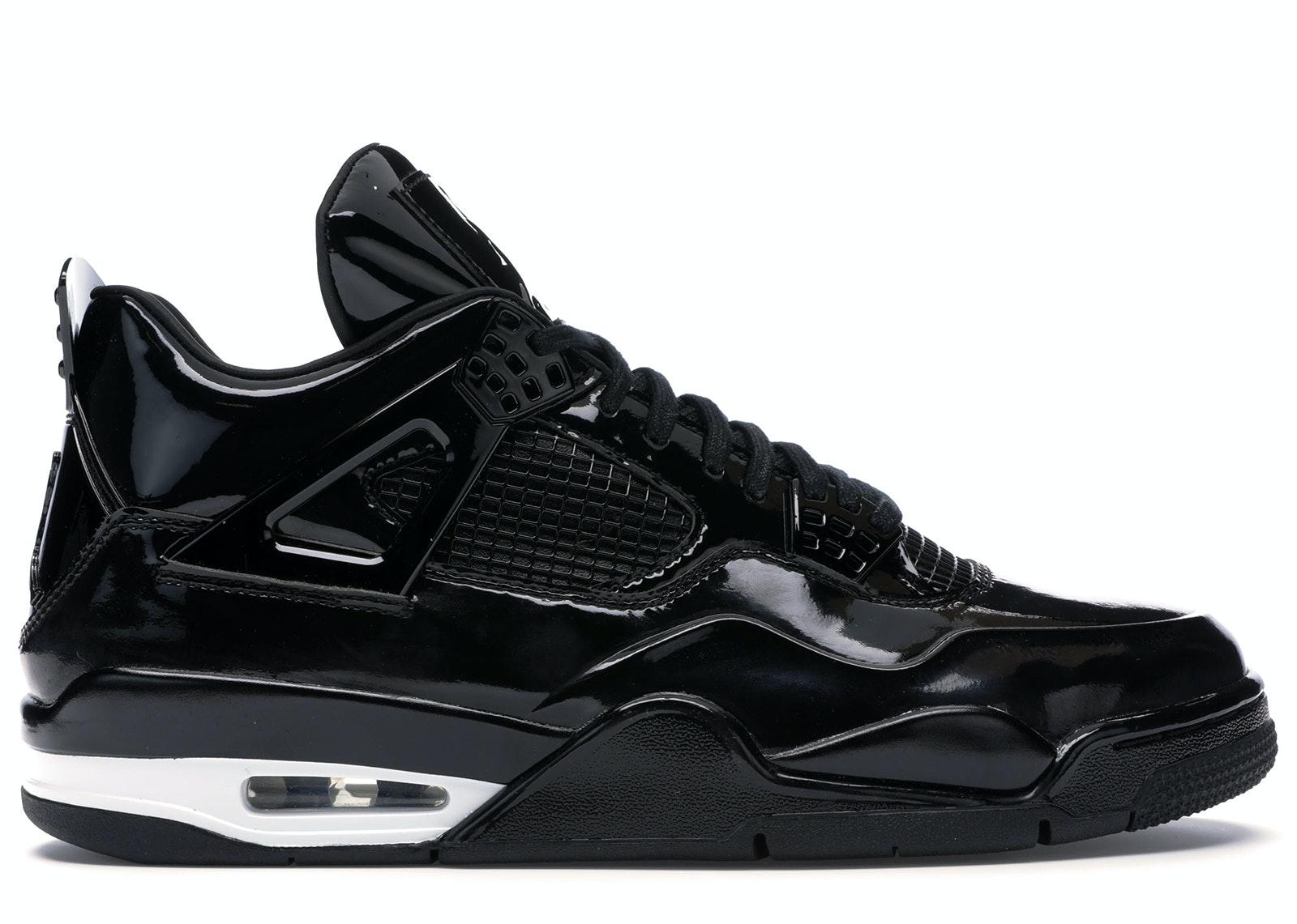 Jordan 4 Retro 11Lab4 Black