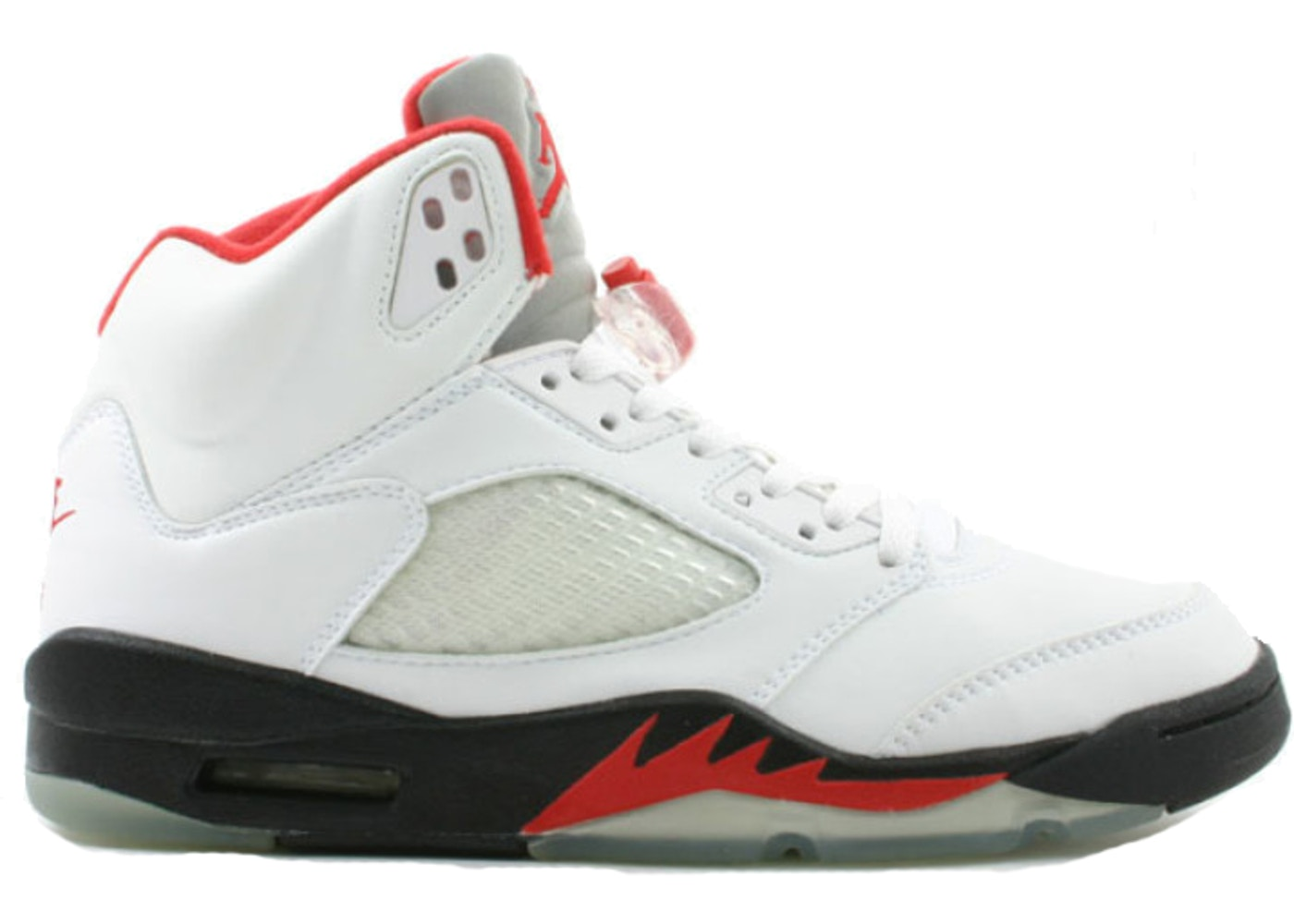 60efcffa Jordan 5 Retro Fire Red (2000) - 136027-101