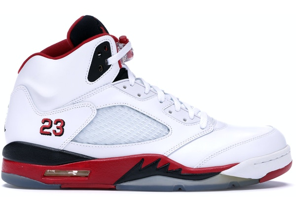 3e0fd8b03c6 Jordan 5 Retro Fire Red Black Tongue (2013) - 136027-120